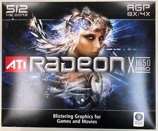 Radeon X1650PRO 512MB DDR2 AGP 8X/4X