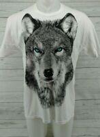 New Flaming Wolf Raglan Hoodie wildlife animal beast fear scary fire sweatshirt