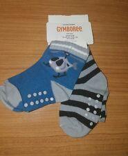 Gymboree Baby boy Size 0-6 Socks NEW helicopter