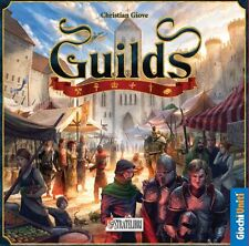 Guilds, Gioco da Tavola, Nuovo by Giochi Uniti, Edizione Italiana