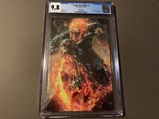 Cosmic Ghost Rider #4 CGC 9.8 Battle Lines Virgin Variant Maxx Lim Cover