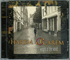 Harem SCAREM-weight of the World/NUOVO, NEW 2002er Frontiers-CD, FR CD 104
