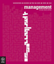 Management: 4th Asia Pacific Edition by Peter Woods, John R. Schermerhorn, So...