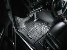 BMW X5 OEM FLOOR LINERS FRONT AND REAR 3 PIECE SET