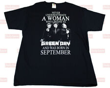Green Day Shirt Never Underestimate a Women who listens to green day Graphic T