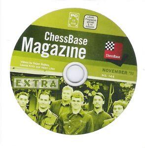 ChessBase Magazin / Magazine Extra Nr. 144 - NEU / NEW - Schach / Chess