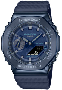 Casio G-Shock GM-2100N-2A Metal CasiOak Blue - USA Seller In Hand