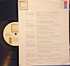RADIO SHOW: 5/18/89 SHINDIG! BILLY PRESTON,BOBBY SHERMAN, GLEN CAMPBELL,CRYSTALS