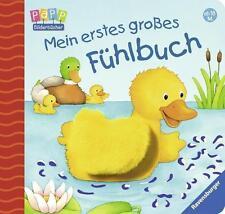 Unter-2-Jahre-Fühlbuch Geschichten & Erzählungen für Tiere