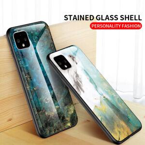 For Google 4XL 4 3A 3A XL 3 XL 2 XL Glass HARD BACK HARD SILICON CASE COVER