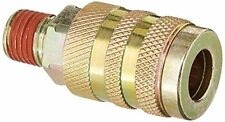 Bostitch Ic-14M Industrial 1/4-Inch Series Coupler with 1/4-Inch Npt Male Thread