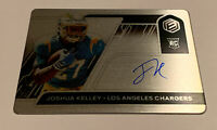 2020 Panini ELEMENTS STEEL JOSHUA KELLEY CHARGERS RC ROOKIE SP auto ON CARD /199