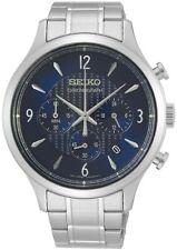 Seiko Herren Chronograph Uhr Mit Edelstahl Armband SSB339P1