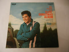 Elvis Presley - Elvis' Christmas Album Camden Mono RCA CAL-2428 - 1970