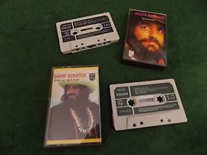 Cassette: DEMIS ROUSSOS Forever & Souvenirs X2 POP World Greece