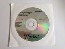 Microsoft Works 9.0 + Office Home&Student 2007 Trial - Deutsch - mit Product Key