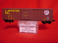 KD 25480  VIRGINIA CENTRAL RY  #9017  'MINT' N-SCALE