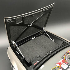 Bonnet and Luggage Compartment Set for the Eaglemoss 1:8 DeLorean – by Mike Lane