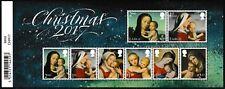 GB Christmas miniature sheet MNH 2017