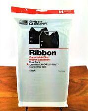 New Listingsmith Corona Correctable Film Ribbon Cassettes 2 Pack H 59436 1033 Black Nos