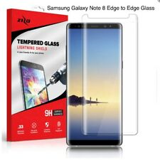 ZIZO TEMPERED GLASS Clear Screen Protector (Case Friendly) Samsung Galaxy Note 8