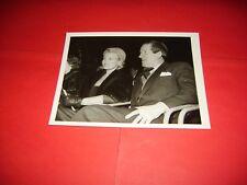 Ted Ray Joan Regan 1959 Black & White Photograph