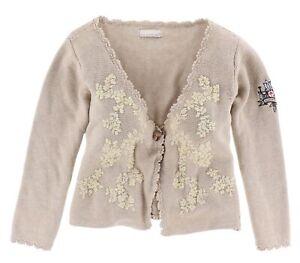 Odd Molly Damen Cardigan Pullover Gr.3 (DE 38) 458 Strickjacke Folk Boho 112214