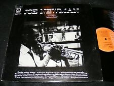 JOE NEWMAN Black & White LP VOLUME 3 A Tribute To Satch 1980 Made In France Jazz