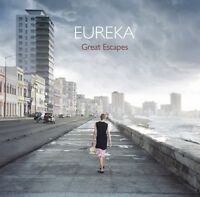 EUREKA Great Escapes CD NEU Prog 2015 Rush Mike Oldfield