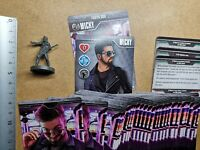 Glam miniature fighter deck//street masters//aftershock g70 card