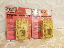 TYCO RC Power Changers Tank New on Card; 3 Available Mattel Wheels