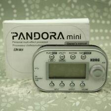 KORG PANDORA mini White PX mini Guitar Multi effect Processor (015287)