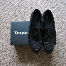 Black Dune Rodney Tassel Loafer RRP £90 (Size 10)