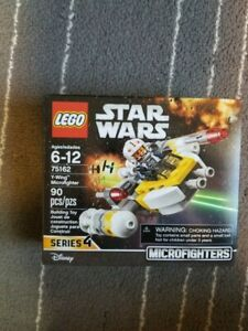 Lego Star Wars Y-Wing Microfighter 75162. New in a sealed box. Retired set