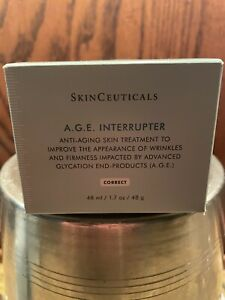 SKINCEUTICALS AGE A.G.E. INTERRUPTER FULL SIZE 1.7 OZ SEALED BOX FRESH AUTHENTIC