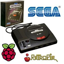 Sega Genesis USB Classic 4 Port Hub Mega Drive & 2 x Game Pad Controllers