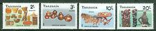 Tanzania 1987, Traditional Crafts, Baskets,Gourds, MNH 4440