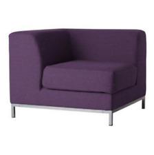 Original SLIPCOVER for IKEA KRAMFORS Corner Section, Myrby Dark Lilac, NEW