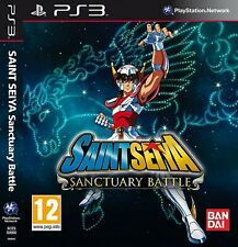 Saint Seiya Sanctuary Battle PS3 PlayStation 3 Video Game Mint Cond UK Release