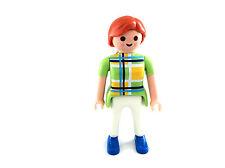 Playmobil Nostalgie Puppenhaus Rosa 1900 5301 Frau