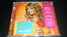 TAYLOR SWIFT - Beautiful Eyes - WALMART Exclusive CD + DVD! tim mcgraw NEW! RARE