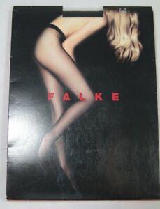 Falke Fashion Tights 12 den appearance 0 / S / Black Art 40866 3009