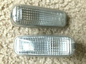 Stanley 3890 Clear Honda OEM Side Marker Lights JDM civic accord legend acura