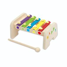 Create &Learn Xylophone Wood Build Toy 6+ Free Shipping
