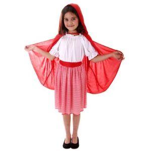 Little Red Riding Hood' Girls Fancy Dress Costume