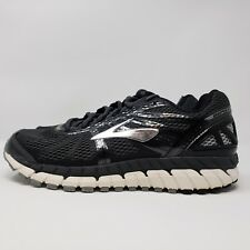 Brooks Beast 16 Mens Shoe Anthracite/Black/Silver multiple wide sizes 8.5