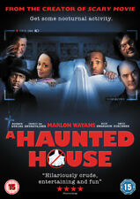 A Haunted House DVD (2013) Marlon Wayans