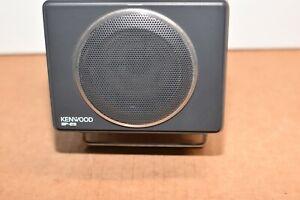 Kenwood SP-23 external HAM RADIO SPEAKER - TESTED WORKS