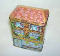 1984 Lillian Vernon The Tea Cozy Tin Box  Empty
