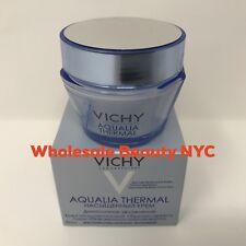 VICHY AQUALIA THERMAL RICH CREAM 1.69oz (50ml) FULL SIZE